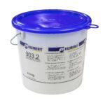KLEIBERIT промышленный клей для водостойких склеиваний класса Д3, а с добавлением 5% турбоотвердителя 303,5-Д11 303.2 4,5
