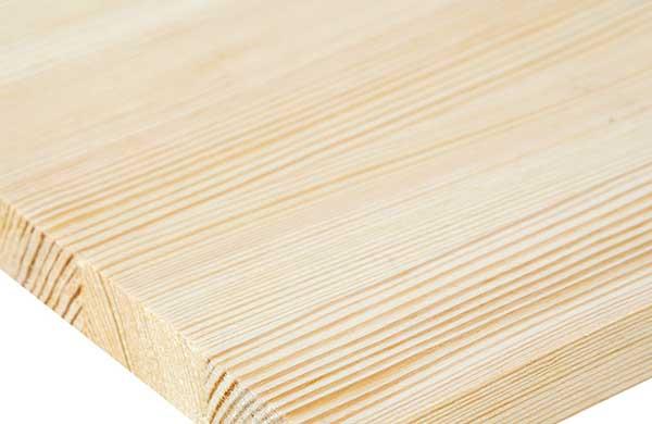 Мебельный щит, сосна, 40 мм., сростка