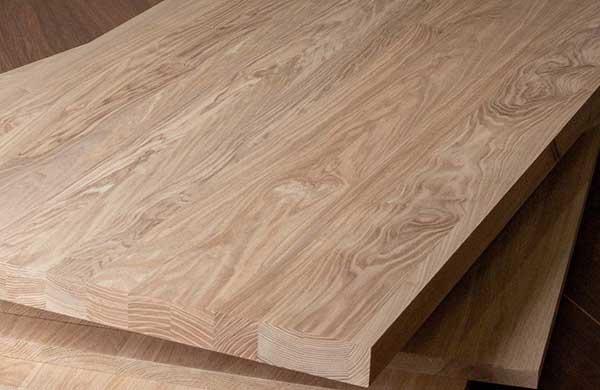 Мебельный щит, берёза, 18 мм., цельный
