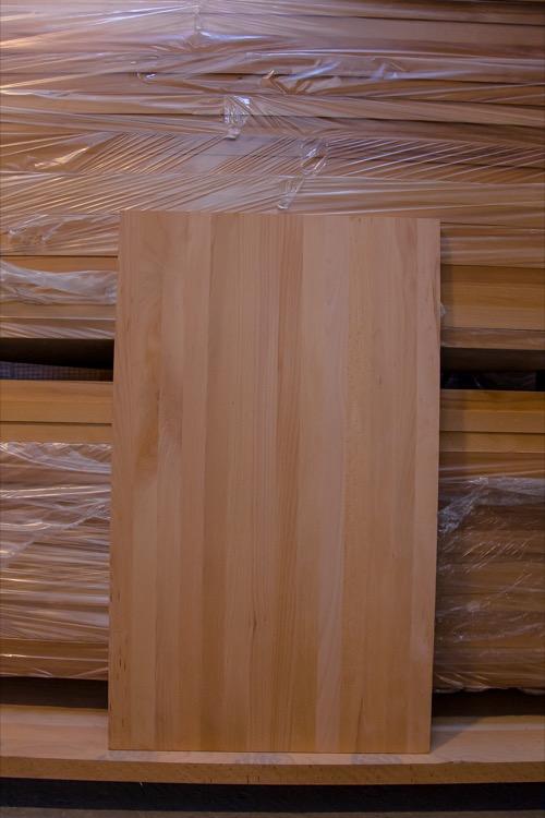 Мебельный щит дуб сращенный 18*600*3000 мм - ООО