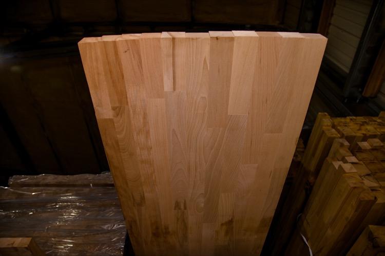 Купить мебельный щит из дуба - продажа мебельного щита