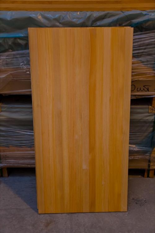 Мебельный щит 800х600х18 мм хвоя, сорт A/B в Иркутске
